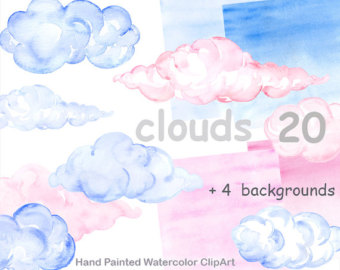 Heaven clipart background image Clipart for Etsy Commercial Heaven