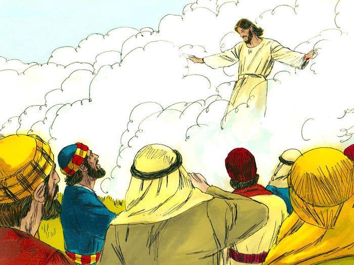 Heaven clipart bible #9