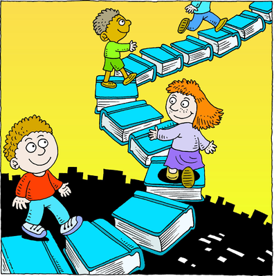 Heaven clipart bible Up Heaven Walking Image: with