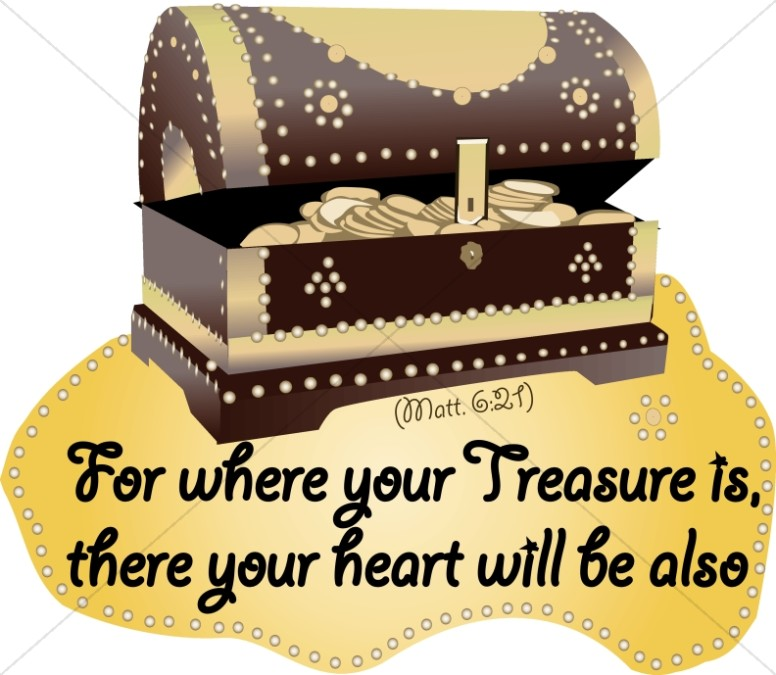 Heaven clipart bible Word Jesus Christ Treasure Word