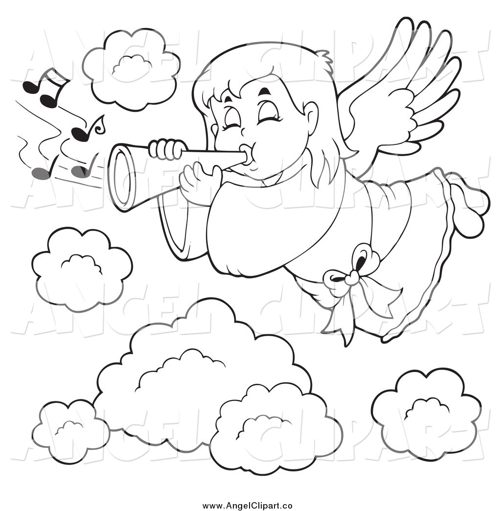 Heaven clipart black and white Clipart White Images Free Panda
