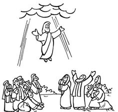Heaven clipart catholic school Ascension the pull paper of
