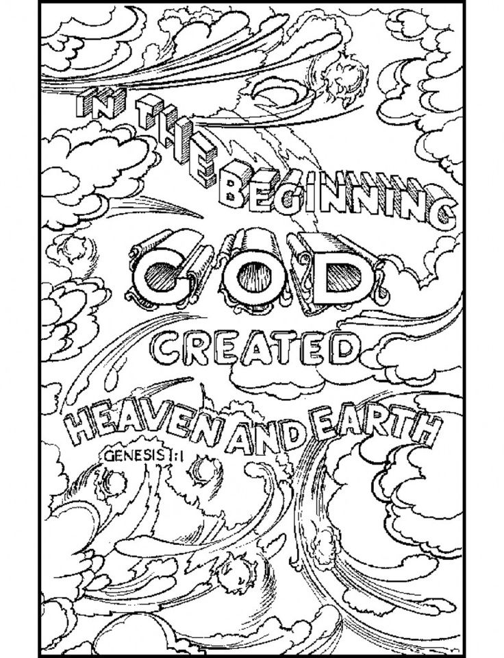 Heaven clipart coloring page Coloring Heaven page Coloring Earth