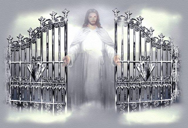 Heaven clipart death HEAVEN JUDGEMENT DEATH orders LAST
