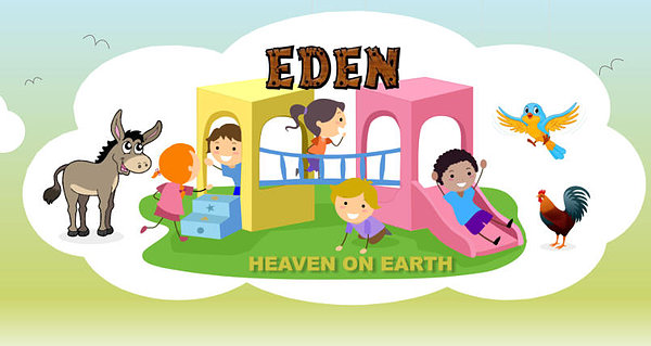 Heaven clipart eden East Rand Party Play Rand