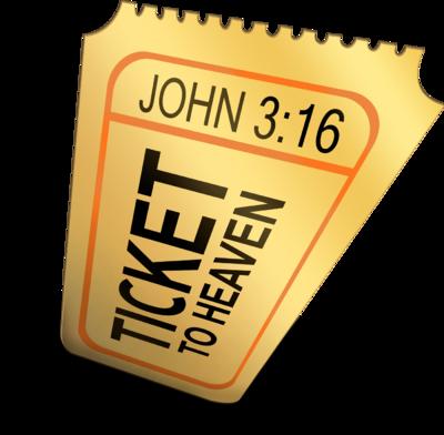 Heaven clipart evangelism Christart Ticket download: Heaven Image