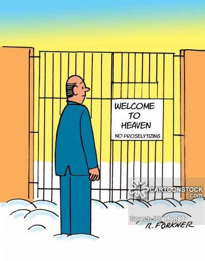 Heaven clipart evangelism Comics Evangelism from 10 and