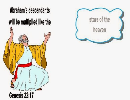 Heaven clipart father abraham Print in project is while