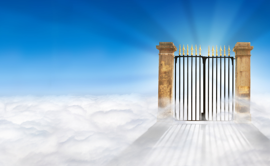 Heaven clipart gates opening Verbeek pictures oX9vXf Photo gates