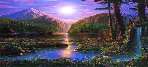 Heaven clipart god creation Created 1 Genesis Everything good