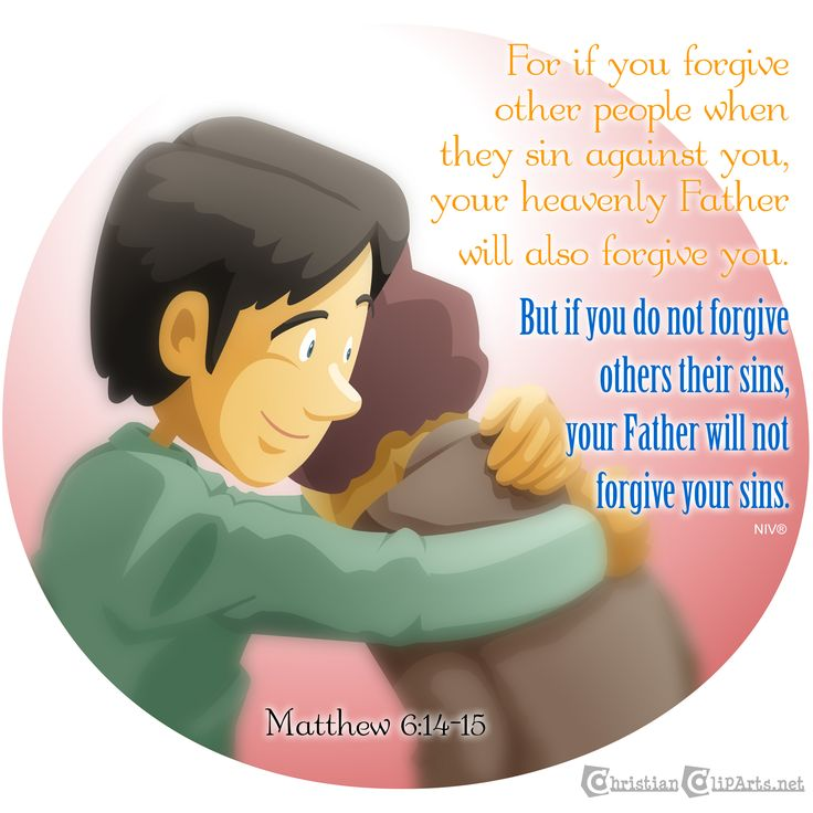Heaven clipart god the father On Forgive Mark Christian images