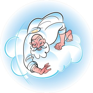 Heaven clipart god the father #14