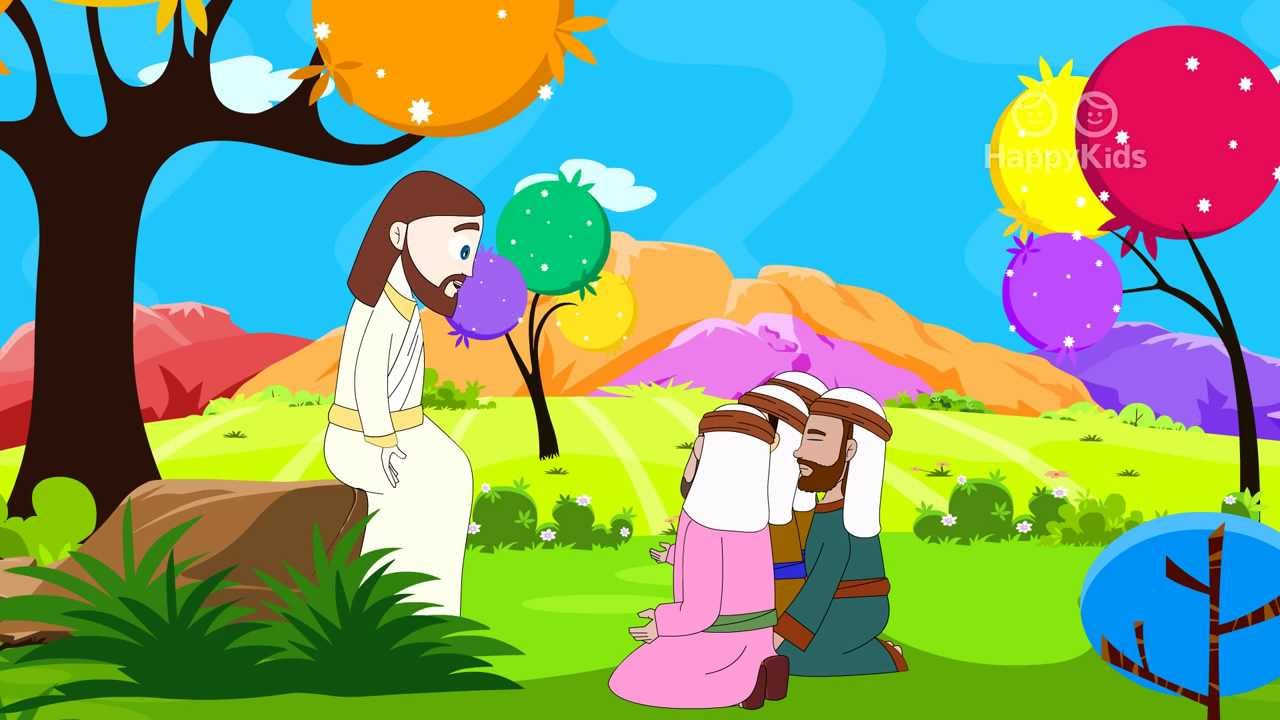 Heaven clipart god's kingdom Stories Children´s Kingdom Heaven Animated