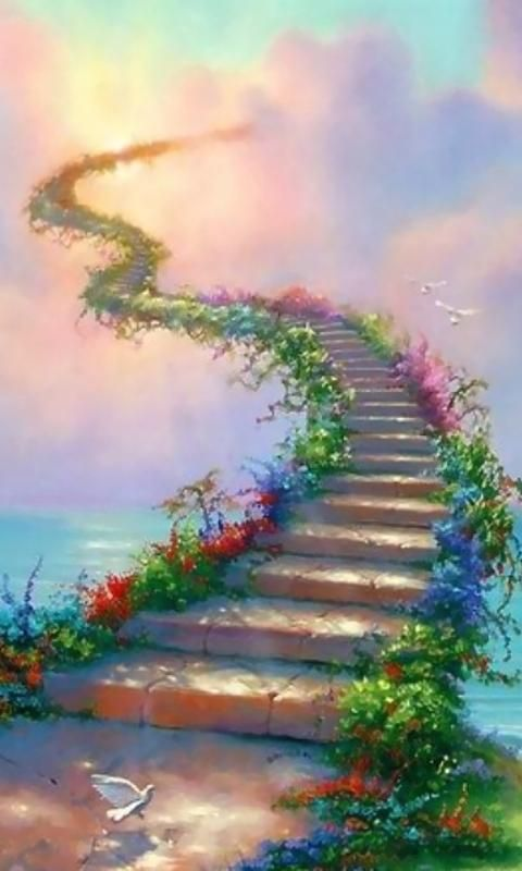 Heaven clipart hd wallpaper This phone on heaven stairway