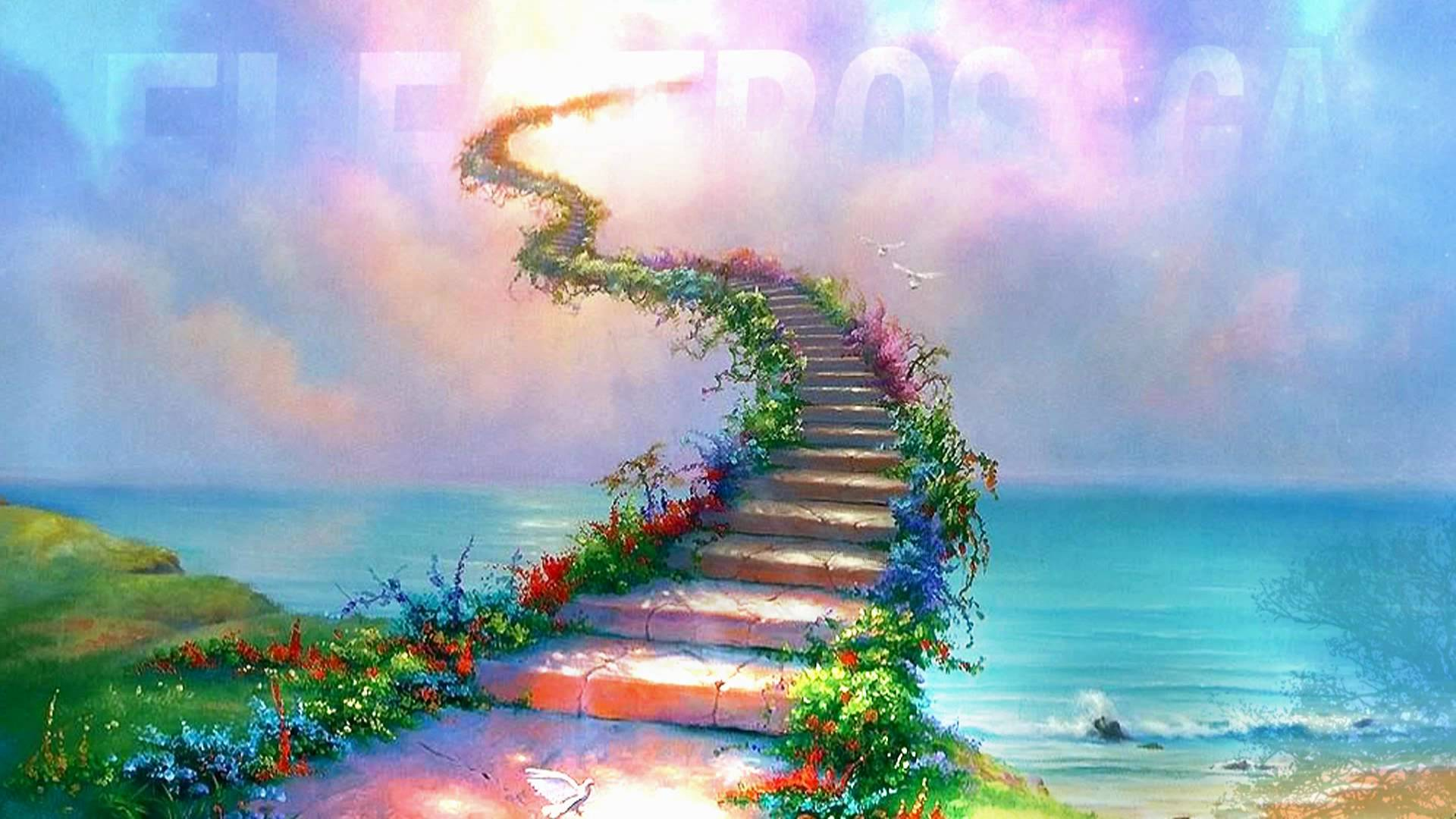 Heaven clipart hd wallpaper To stairway Electrosaga) to (44+)
