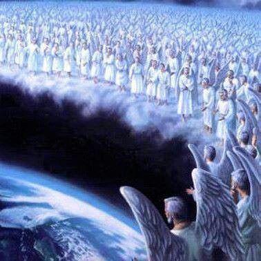 Heaven clipart heavenly angel Angels Angels of Heaven ✞⛪✞