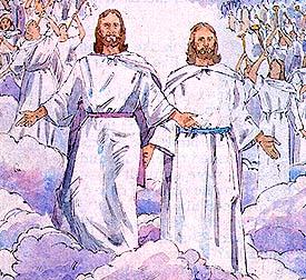 Heaven clipart heavenly angel Three Sidney The Heavenly Heaven