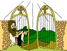 Heaven clipart heaven's gate Clip Heaven's Gate Clipart gates