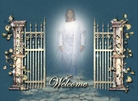 Heaven clipart heaven's gate The Gates of and Spirit