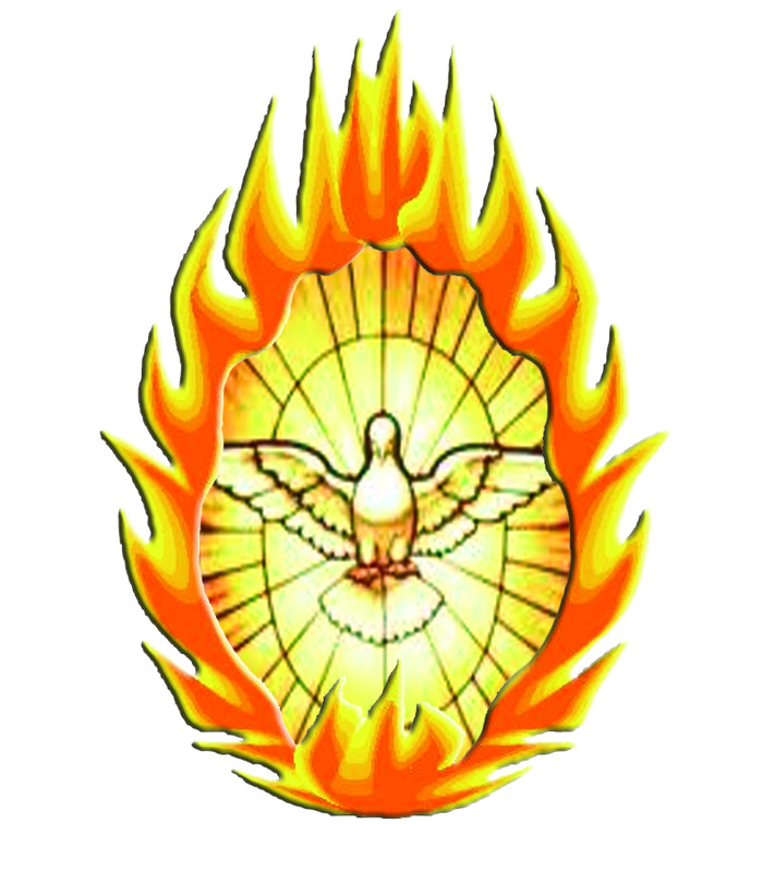 Heaven clipart holy ghost Heavenly Eternal Consecration Ghost before