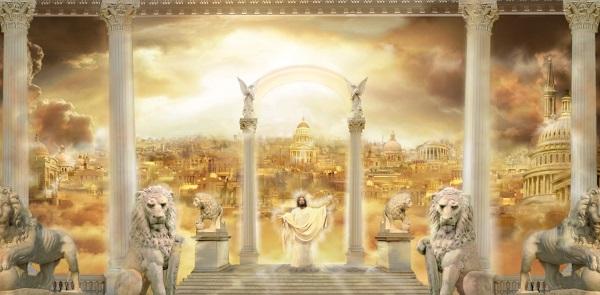 Heaven clipart islam The