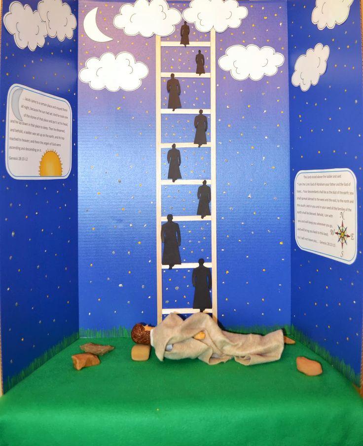 Heaven clipart jacob's ladder Jacob's Fun  Jacob's Ladder