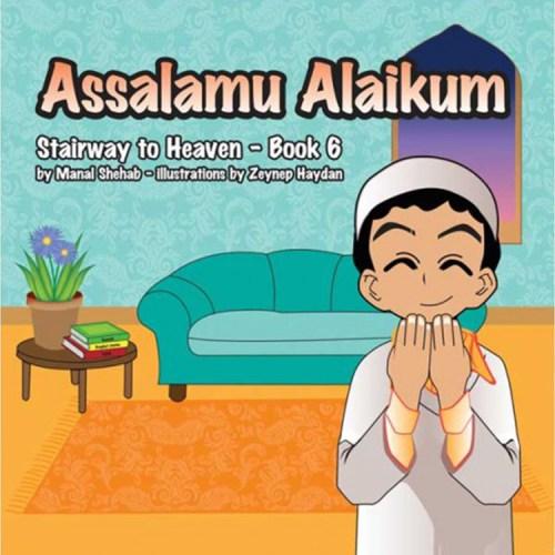 Heaven clipart jannah Stairway Assalamu Alaikum to Jannah
