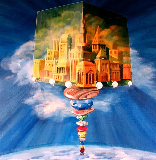 Heaven clipart jerusalem The jerusalem jerusalem israel and
