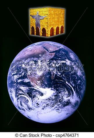 Heaven clipart jerusalem Jerusalem Stock as of csp4764371
