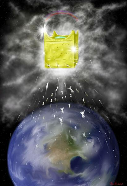 Heaven clipart jerusalem What from Jerusalem the of