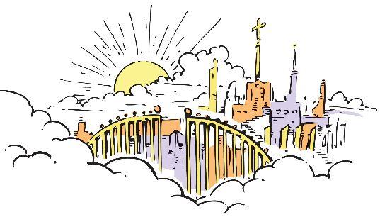 Heaven clipart jerusalem Lutheran :: Trinity Year jerusalem