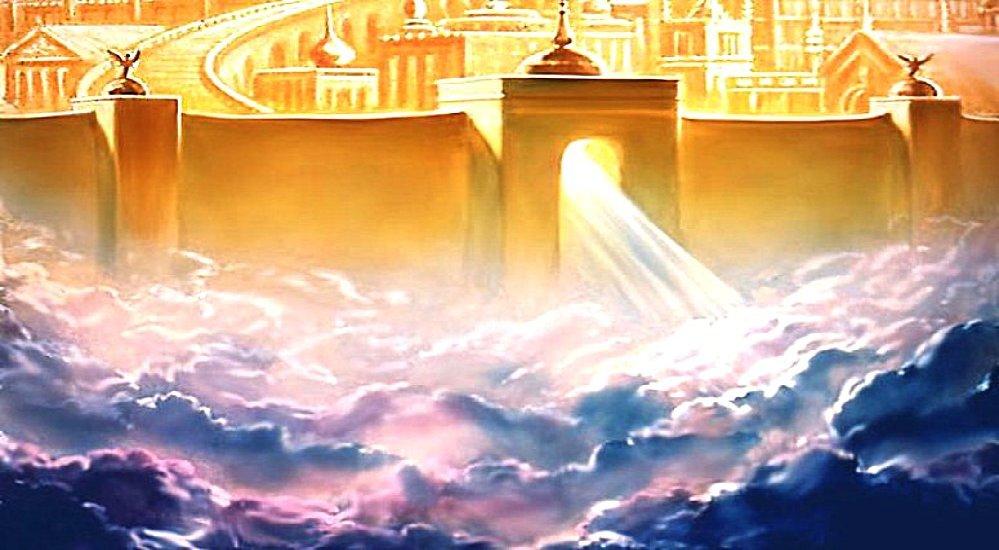 Heaven clipart jerusalem In find Heavenly Revelation Heavenly