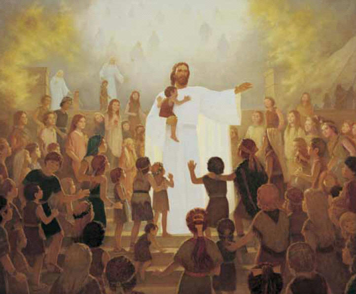 Heaven clipart jesus child 11 collection and People Part
