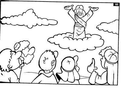 Heaven clipart jesus child (Luke images Acts 24 heaven