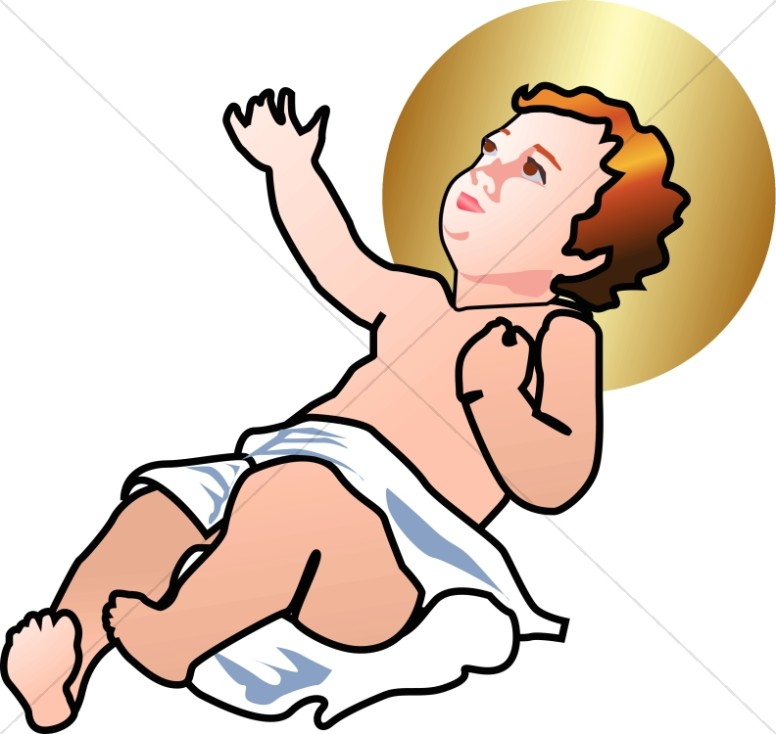 Heaven clipart jesus child To Jesus Baby Heaven Hand