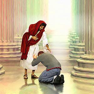 Heaven clipart jesus forgiveness God