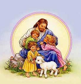 Jesus clipart Jesus And Children Clipart  little Pinterest Jesus with