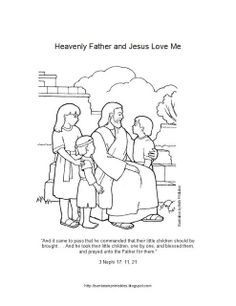 Heaven clipart jesus me Allow Love of lds Jesus