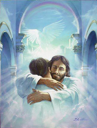 Heaven clipart jesus me Clipart In Type Downloads Heaven