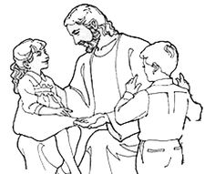 Heaven clipart jesus me An coloring the and me