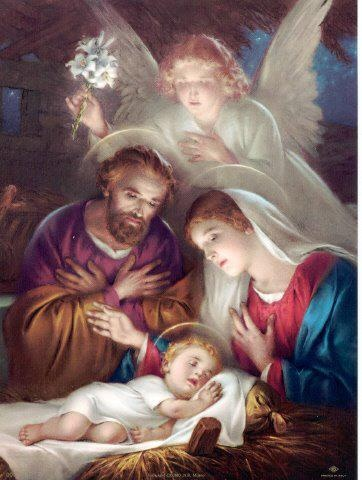 Heaven clipart joseph father jesus Holy baby best and Mary