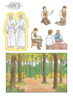 Heaven clipart joseph father jesus Saw images LDS Smith and