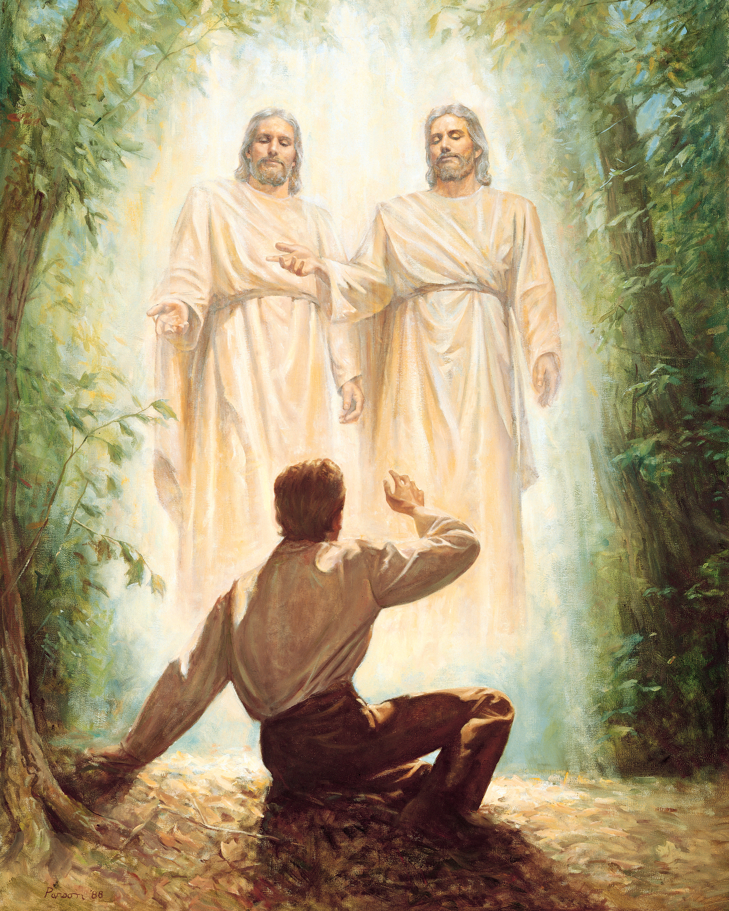 Heaven clipart joseph father jesus Vision First Download The