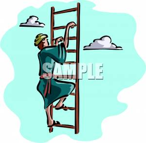 Heaven clipart lader Ladder To A Image: Climbing