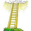 Heaven clipart lader Christart Ladder ladder com tags: