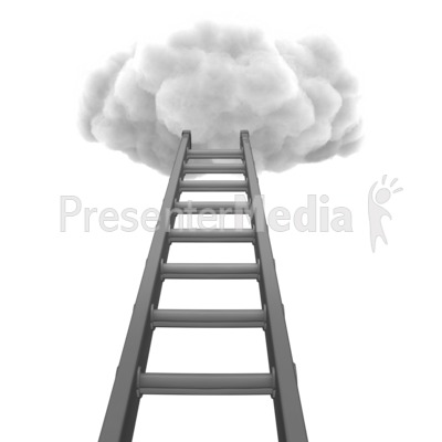 Heaven clipart lader Presentation for Ladder  To