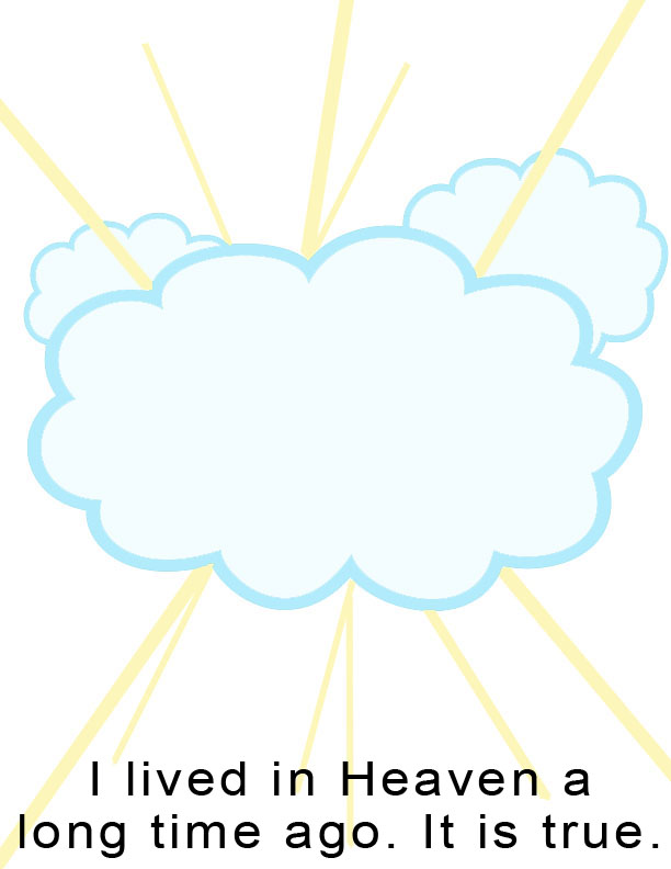 Heaven clipart lds Aid I in heaven lived