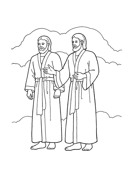 """Heaven clipart lds Faith—""""Godhead"""" Father of first article"""