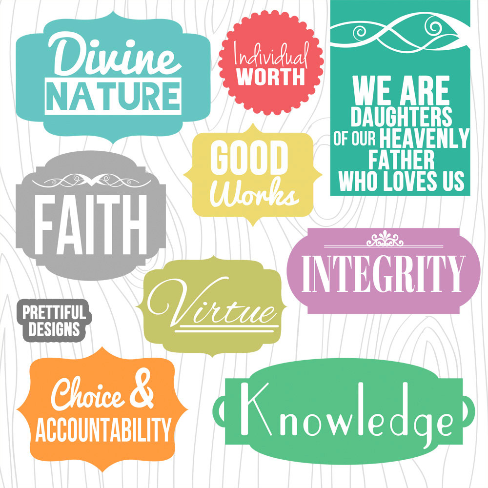 Heaven clipart moral value #3211 Digital Clipart Values And