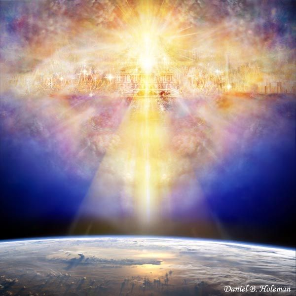 Heaven clipart new earth In God's reading all ideas